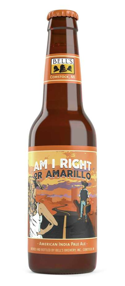 Michigan craft Bell's Brewery begins Texas sales March 2017. Going on sale will be such beers as its renowned Two Hearted Ale and the made-for-Texas Am I Right Or Amarillo. Photo: Bell's Brewery