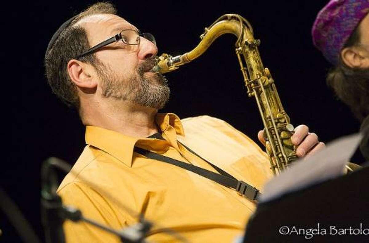 Rabbi Greg Wall and his band Portal perform at 3 p.m. on Sunday, March 5, at the Westport Arts Center.