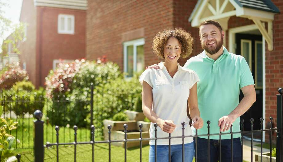 A couple is proud they have paid off the mortgage on their house. Photo: Sturti/Getty Images