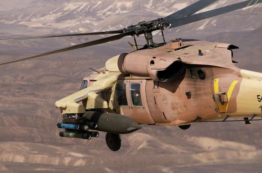 Sikorsky's Black Hawk helicopter is one of its most popular exports and has been sold to about 30 militaries around the world. Photo: Contributed Photo