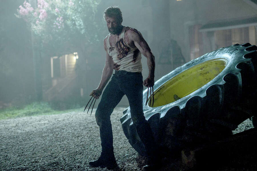 "Here's an unexpected surprise.  A stand-alone Wolverine movie released in early spring was not a promising thing. But it's being hailed not as another rote comic-book movie but as a smart, moving action film – some are describing it as a Western – that happens to feature characters with retractable metal claws.  Hugh Jackman plays a sick, diminished Wolverine who dreams only of the day he can buy a boat so he and an elderly Professor X can sail away from a broken world. That changes with the arrival of Kinney, a little girl with Wolverine-like powers. ""The film celebrates the medium by taking itself seriously,"" writes critic Peter Hartlaub, ""with an added hint of apology for the genre's earlier sins."" *** 1/2Read the full review