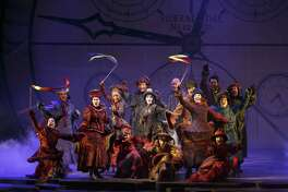 The National Touring Company of WICKED (Photo by Joan Marcus 2015)