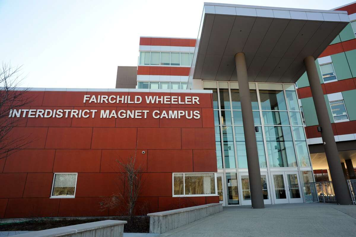 Fairchild Wheeler Interdistrict Magnet School in Bridgeport, Conn. March 2, 2017.