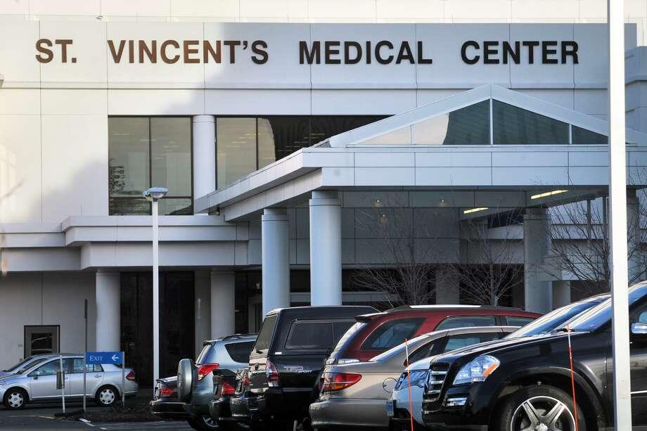 St. Vincent's Medical Center in Bridgeport, Conn. Dec. 4, 2014. Photo: Ned Gerard / Hearst Connecticut Media / Connecticut Post