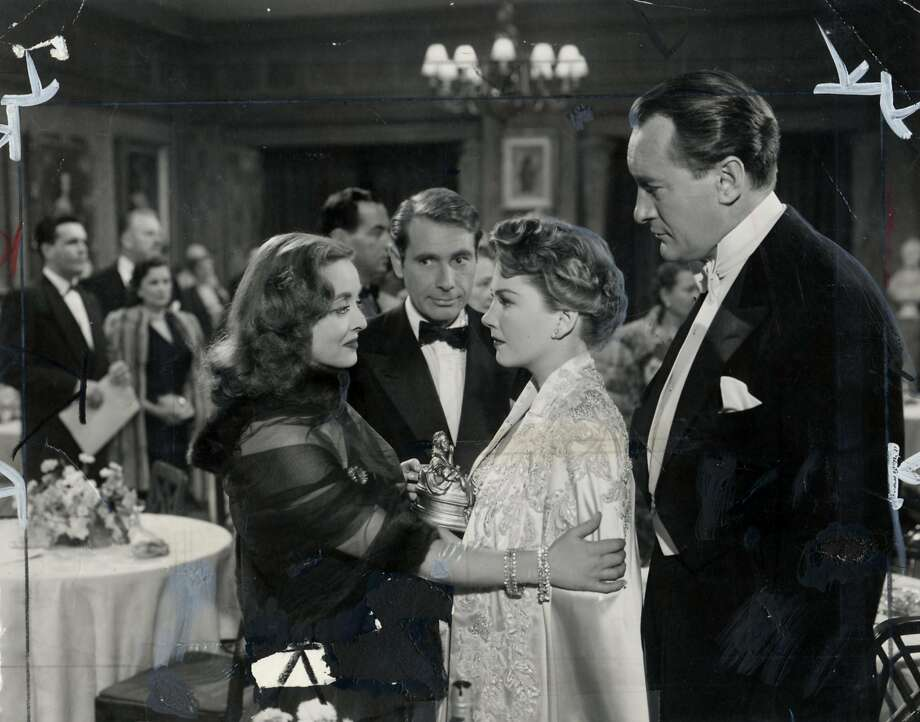 """All About Eve"" is the best Best Picture Academy Award winner of the 1950s. Photo: HANDOUT, SFC"