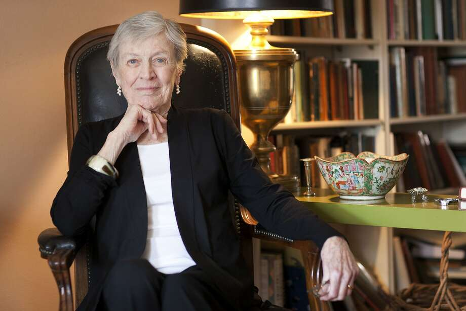 Paula Fox in New York in 2011. Photo: Victoria Will, Associated Press