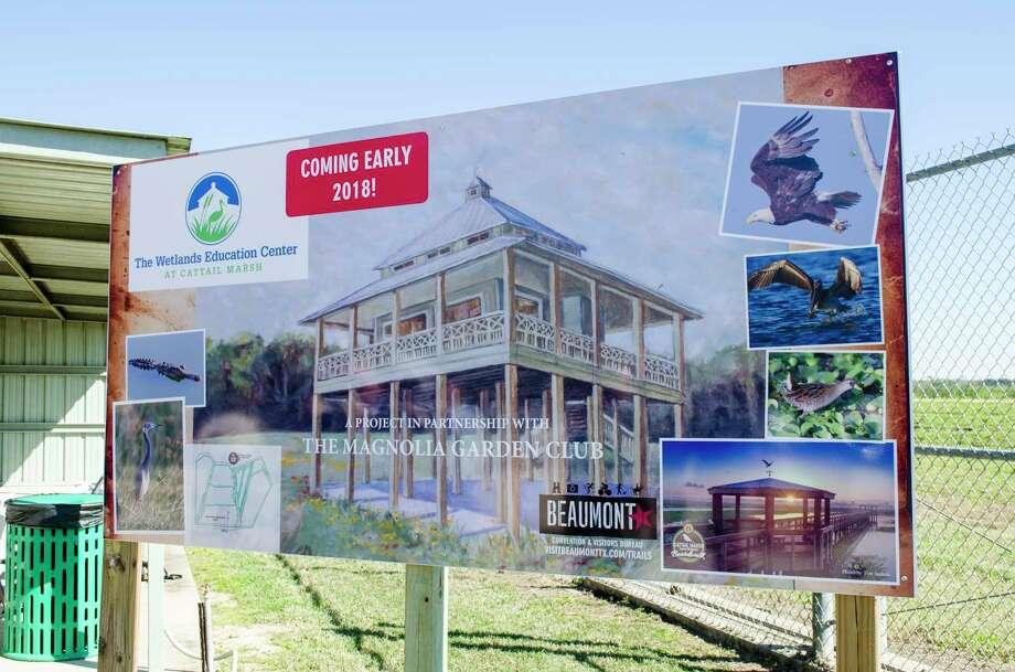 Nature Center To Open At Cattail Marsh Next Year San Antonio Express News