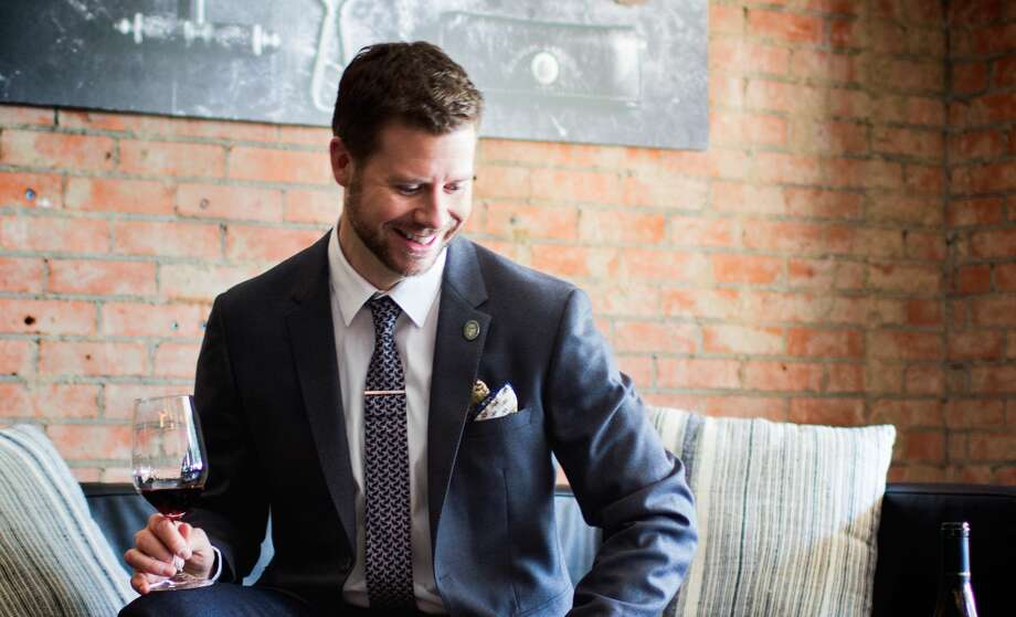 Master Sommelier David Keck, formerly of Camerata wine bar, is opening a honky-tonk in Montrose called Goodnight Charlie's.  Photo: Kirsten Gilliam