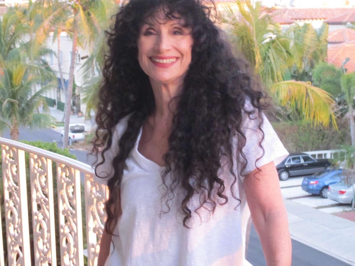 Diane Ackerman/Liz Butler photo