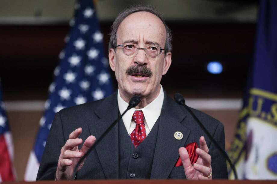 Rep. Eliot Engel (D-NY) February 15, 2017. Photo: Zach Gibsonzach / AFP / Getty Images / AFP or licensors