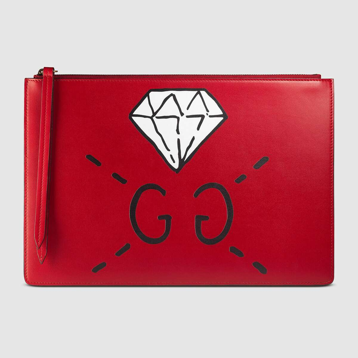Last September, Alessandro Michele of Gucci introduced his �GucciGhost� program. The line features graffitied interpretations of Gucci�s double-G logo, and other motifs, by a man named Trevor Andrews.