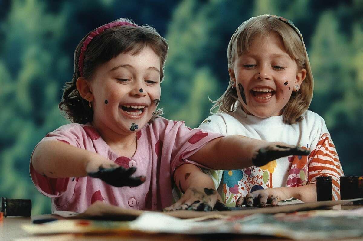 Sticky Art Lab Camps - Berkeley Finally, a program where children are encouraged to make a mess.Official description: