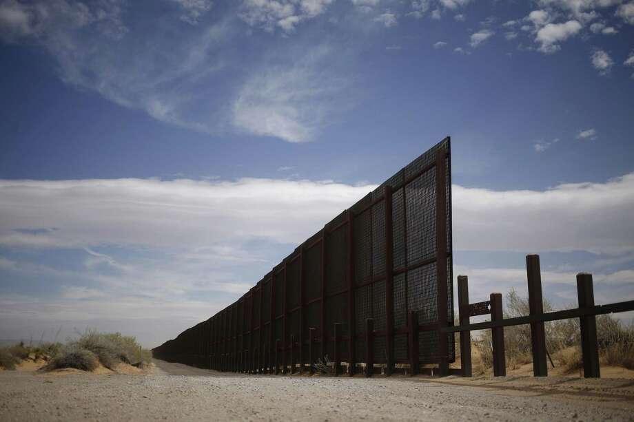 Sitting atop Border Wall, Mexican Politician Slams Trump's Plan