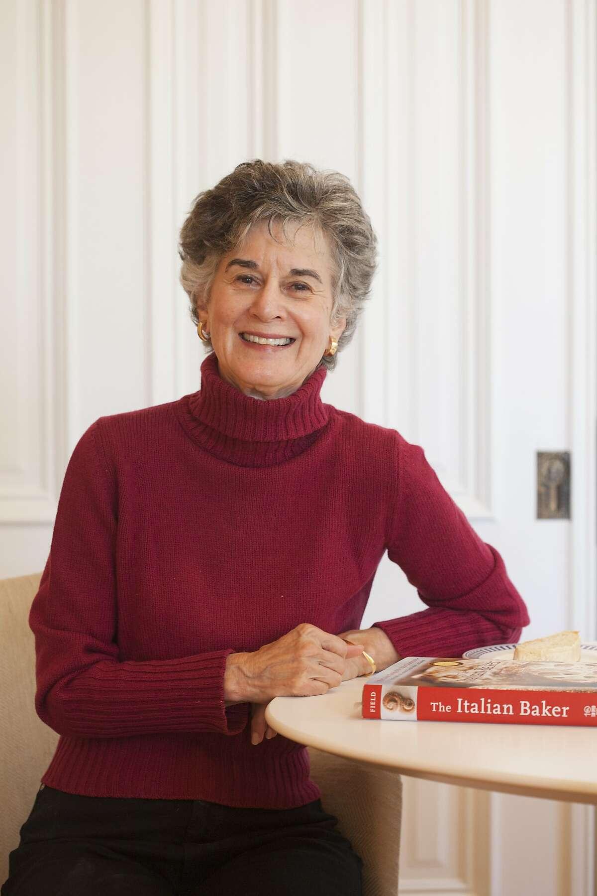 Carol Field, author of,
