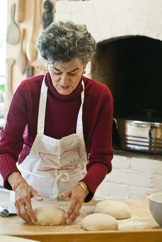 Carol Field helped introduce a wider American audience to Italian specialties that are now staples. Photo: Russell Yip, The Chronicle