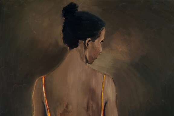 "Lynette Yiadom-Boakye, ""Places to Love For"" (2013)"