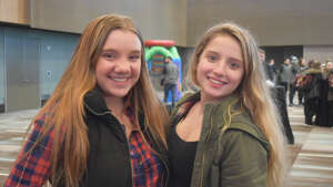 Were you Seen at the Hannaford MAAC-n-Cheese Fest, the inaugural event of the Albany Capital Center, on Friday, March 3, 2017?