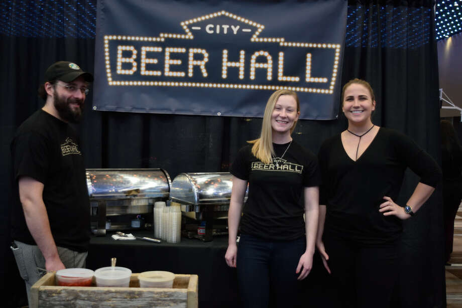 Were you Seen at the Hannaford MAAC-n-Cheese Fest, the inaugural event of the Albany Capital Center, on Friday, March 3, 2017? Photo: Cait Perry/Ed Lewi Associates