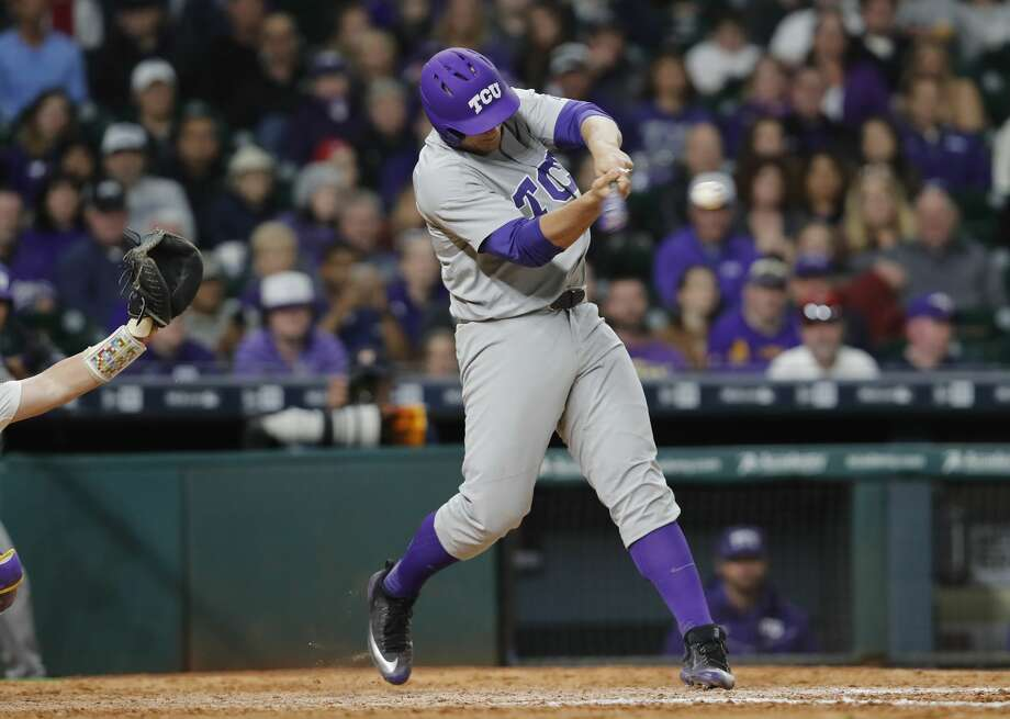 TCU will join five other Houston college teams at the 2019 Shriners College Classic at Minute Maid Park. Photo: Tim Warner/For The Chronicle