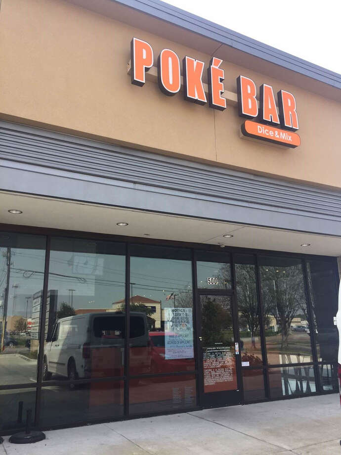 Poké Bar is preparing to open its first location in the Houston market at 14555 Memorial Drive. The 2,000-square-foot space was previously occupied by Verts Kebap. Photo: Transwestern