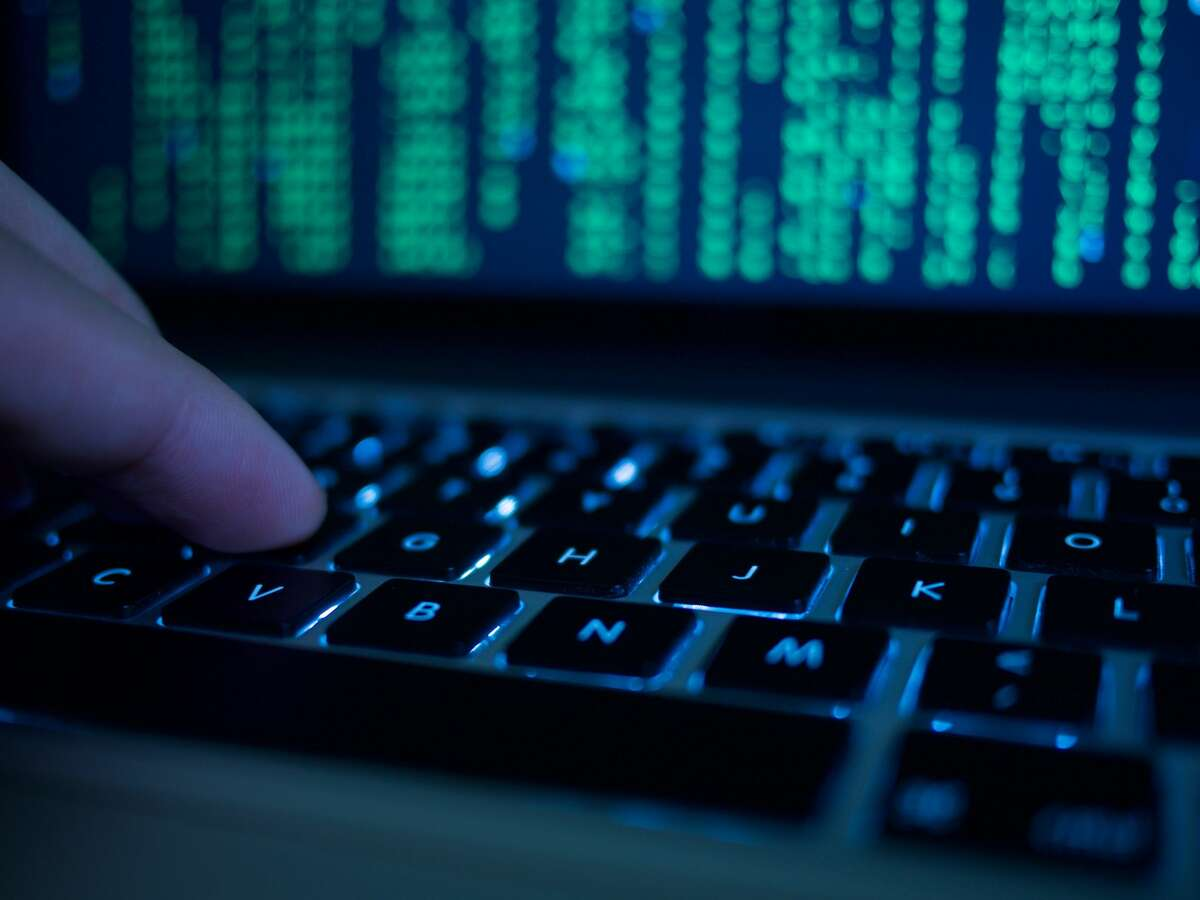 This Getty stock image illustrates computer hacking.