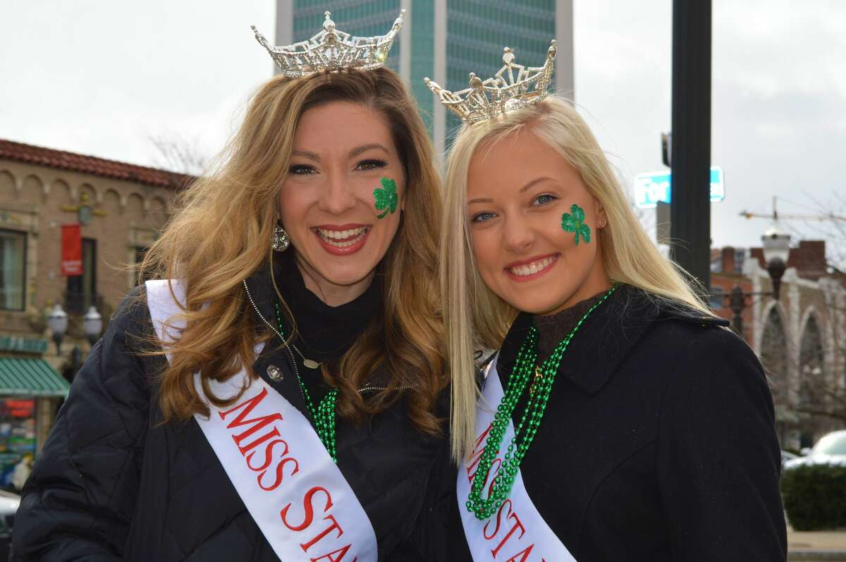 Stamford?'s annual St. Patrick?'s Day parade led by artist, actor and community leader Bob Callahan, was held downtown on March 4, 2017. Were you SEEN enjoying the parade and celebrating at local bars?