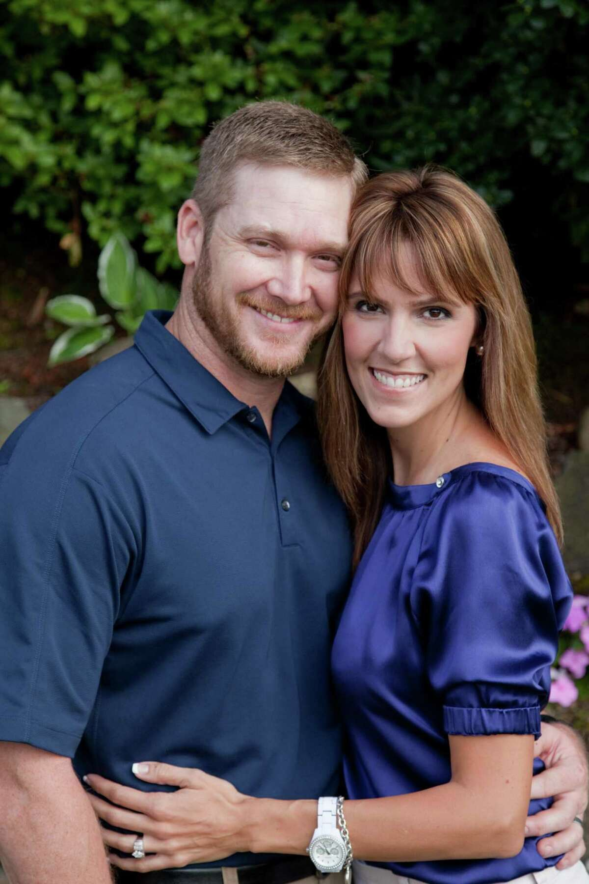 """Taya Kyle, widow of """"American Sniper"""" Chris Kyle, announced a $200,000 grant to fund for couples workshops for military and first responders in conjunction with UT-Austin and Baylor University."""