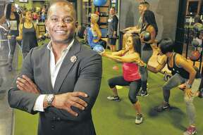 """Deon Charles Johnson, owner of The One Fitness, is founder of """"Houston Fit Reality,"""" a new competitive television show designed to find the city's best fitness trainer."""