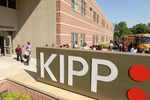 KIPP Tech Valley Charter School in Albany, New York  09/04/2009. (Michael P. Farrell / Times Union)