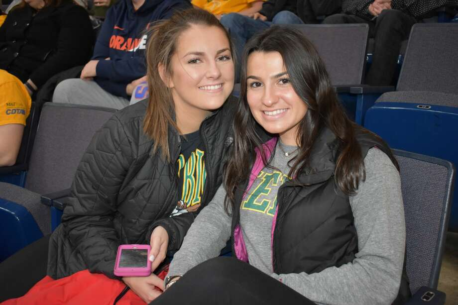 Were you Seen at the Metro Atlantic Athletic Conference Tournament basketball game with Siena College playing Fairfield on Saturday, March 4, 2017?  Photo: Shelby Wadsworth