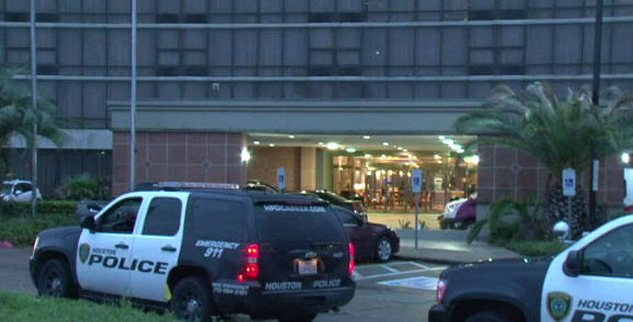 Police were called to the Crowne Plaza around 5:30 a.m. for a reported sexual assault.