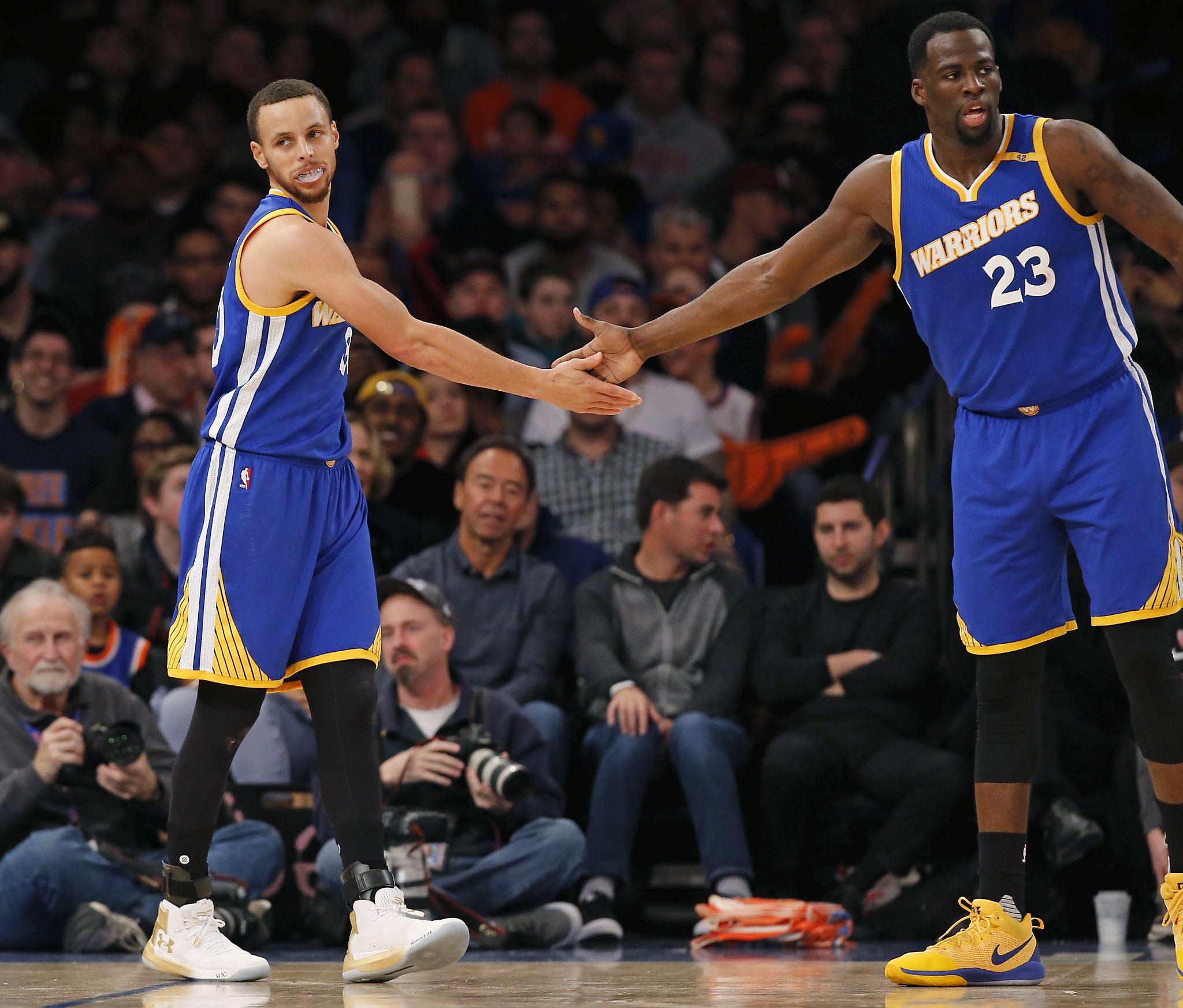 Draymond Green Rips 'ridiculous' No-noise Experiment