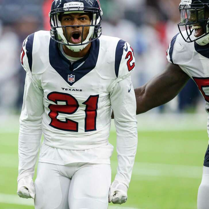 The Texans are trying to re-sign A.J. Bouye before free agency begins.