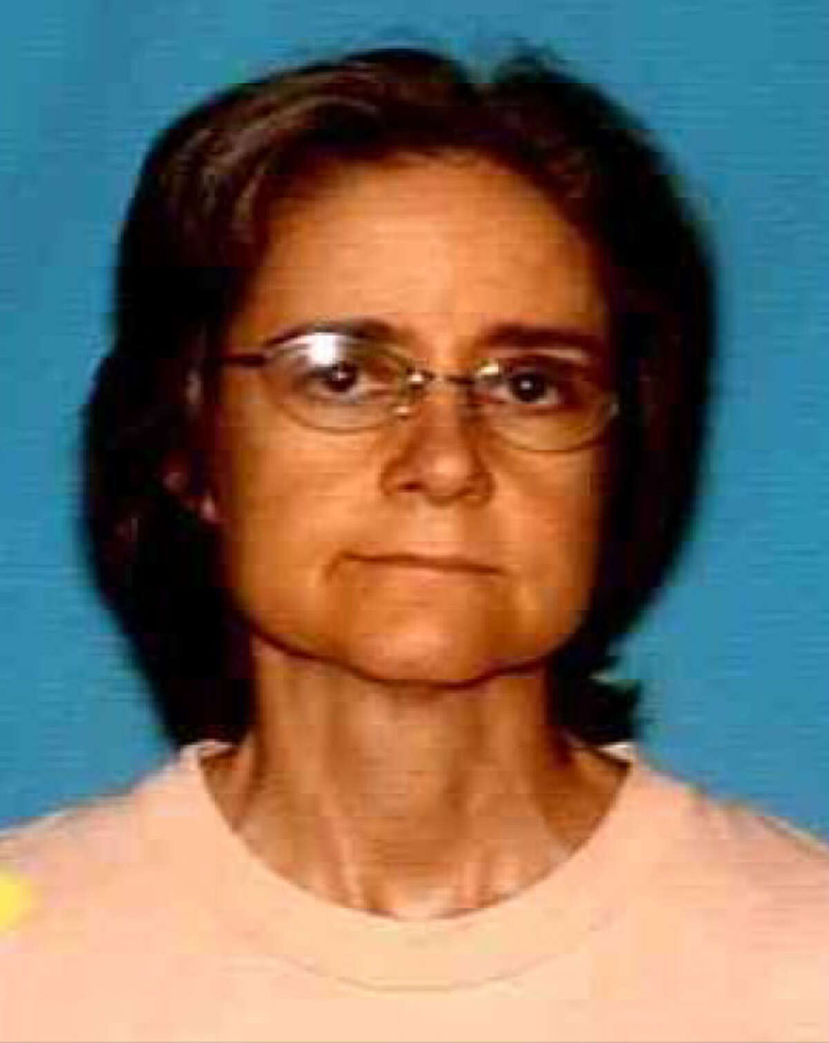 The picture of Mary Cerruti that was on a Houston Police Department Missing Persons Unit flyer in 2015. Cerruti had last been seen in the spring of 2015. (Photo courtesy Houston Police Department)