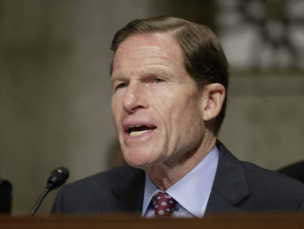 U.S. Sen. Richatd Blumenthal, D-Conn., says he will use