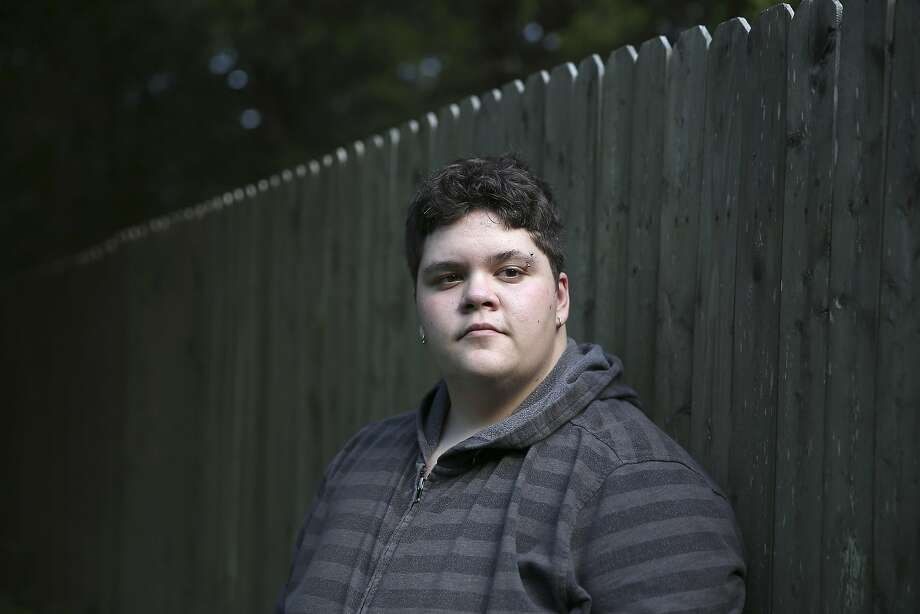 Gavin Grimm, 17, of Gloucester, Va., sued his school district over the right to use the boys bathroom at his high school. The U.S. Supreme Court announced on Monday, March 6, 2017, that it would not hear Grimm's case on transgender rights after all, acting after the Trump administration changed the federal governments position on whether public schools had to allow transgender youths to use bathrooms that matched their gender identities. Photo: DAMON WINTER, NYT