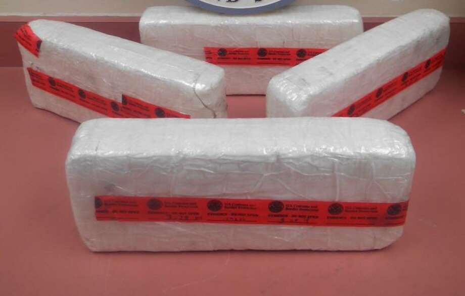 Location: Laredo, TexasDate: March 1Number of busts: 2Seized: 161pounds of crystal methamphetamineEstimated street value: $3,231,061 Highlights: The largest of the two seizures occurred on Feb. 28 at the Lincoln-Juarez International Bridge. CBP officers referred a secondary examination for a U.S. citizen from Houston who was driving a 1999 Ford Explorer. Upon inspection of the vehicle, the officers discovered 132 pounds of crystal meth, worth more than $2.5 million. Photo: Courtesy / U.S. Customs And Border Protection