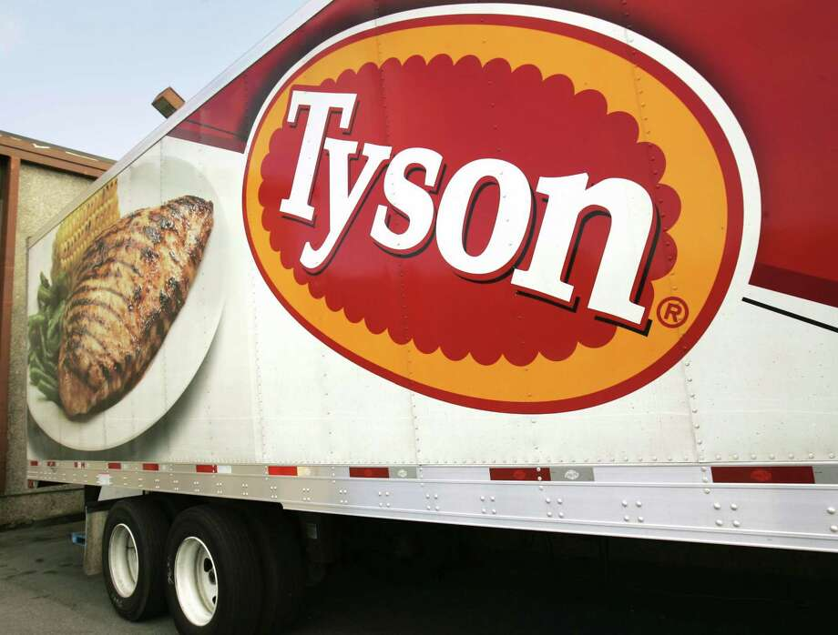 Tyson Foods said Monday a strain of bird flu sickened chickens at a poultry breeder that supplies it with birds. The U.S. Department of Agriculture says the 73,500 birds at the Lincoln County, Tenn., facility were destroyed and none of the birds from the flock will enter the food system. Photo: Associated Press /File Photo / AP2009