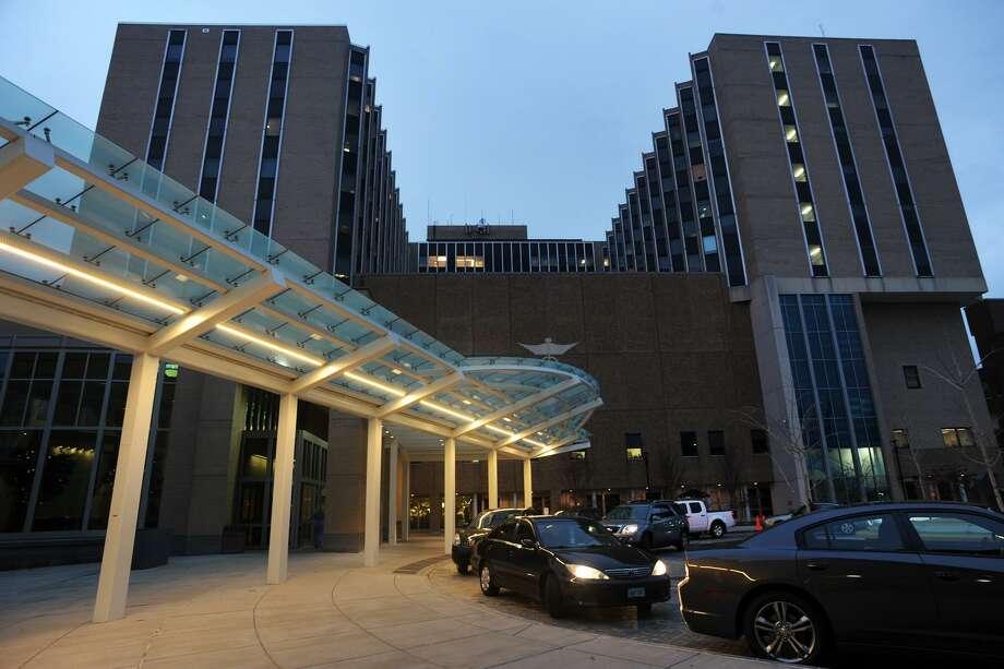 Bridgeport Hospital, in Bridgeport, Conn. Dec. 16, 2015. Photo: Ned Gerard / Hearst Connecticut Media / Connecticut Post