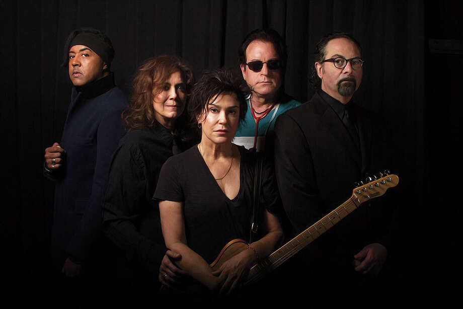 The Revolution, Prince's former band, will play San Antonio in June.