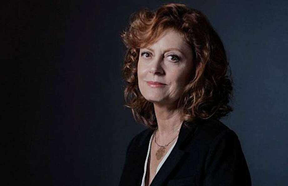 """""""I did think she was very, very dangerous,"""" Susan Sarandon said of Hillary Clinton. """"We would still be fracking, we would be at war [if she was president]. It wouldn't be much smoother."""""""