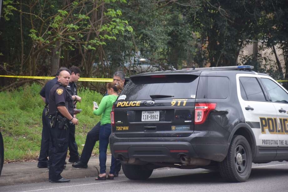 Police are responding to a murder and attempted suicide in the city's Northwest Side Photo: Caleb Downs / San Antonio Express-News