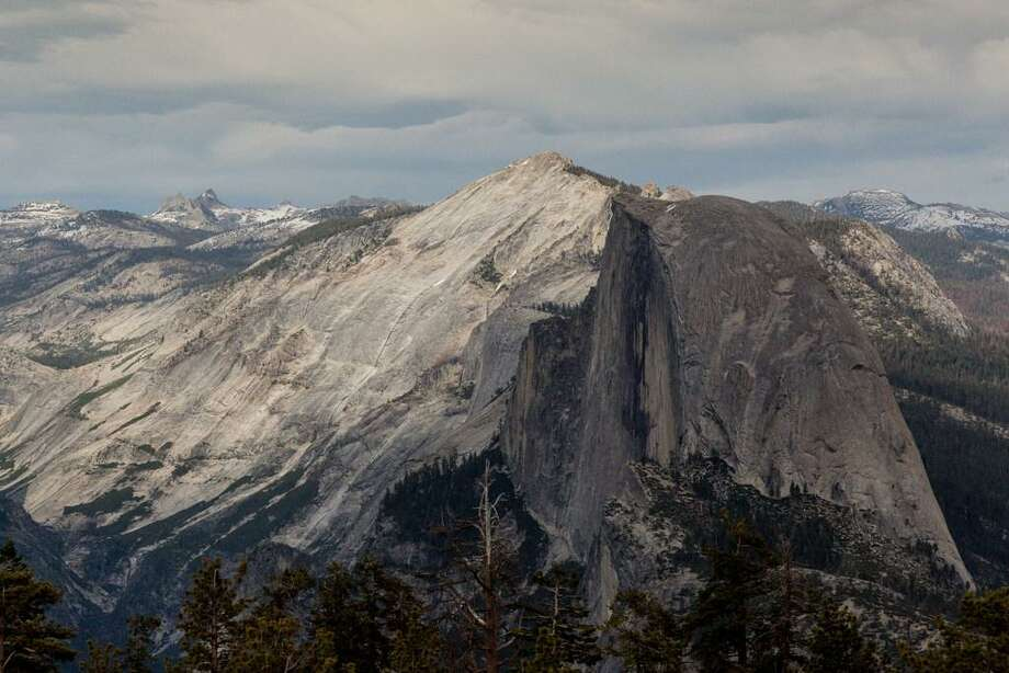 Yosemite Valley as seen from Sentinel Dome in Yosemite National Park, Calif., Friday, June 10, 2016. A 20-year-old park worker was killed near Half Dome Village on Saturday. Photo: Jason Henry / Special To The Chronicle / /