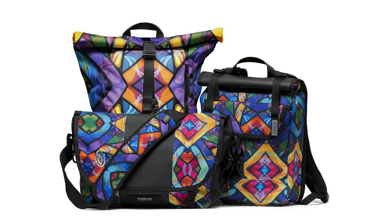 Timbuk2 kicks off its Future Shapers Campaign with a collaboration with San Francisco street artist Apexer.