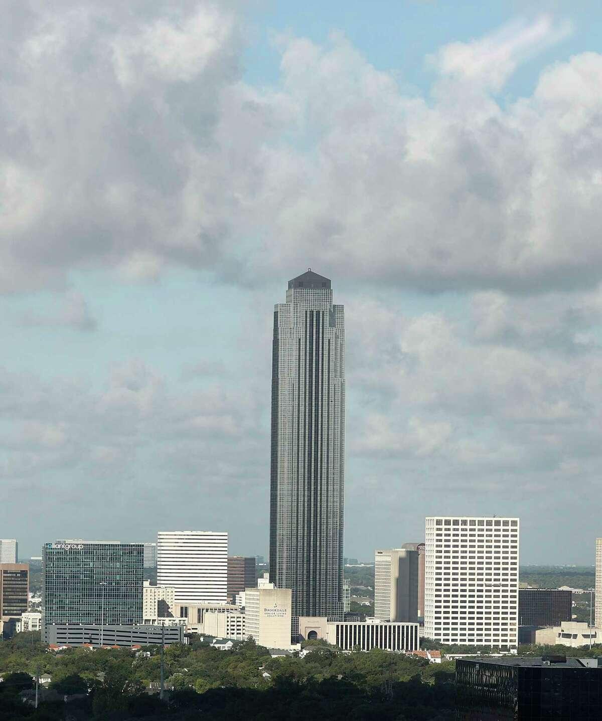 The Williams tower at 2800 Post Oak Blvd. ( Karen Warren / Houston Chronicle )