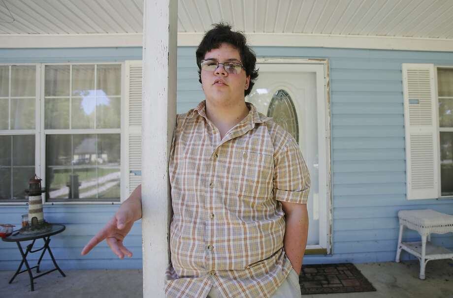 The court has opted not to rule whether Gavin Grimm, a transgender high school student in Gloucester, Va., has a right to use the bathroom of his chosen gender, not biological birth. Photo: Steve Helber, Associated Press