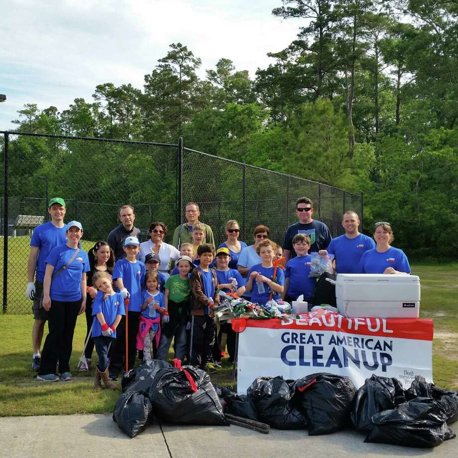 The Earth Day GreenUp event is a great opportunity for families and groups to come together and help keep our community clean and the natural beauty intact. Photo: Submitted