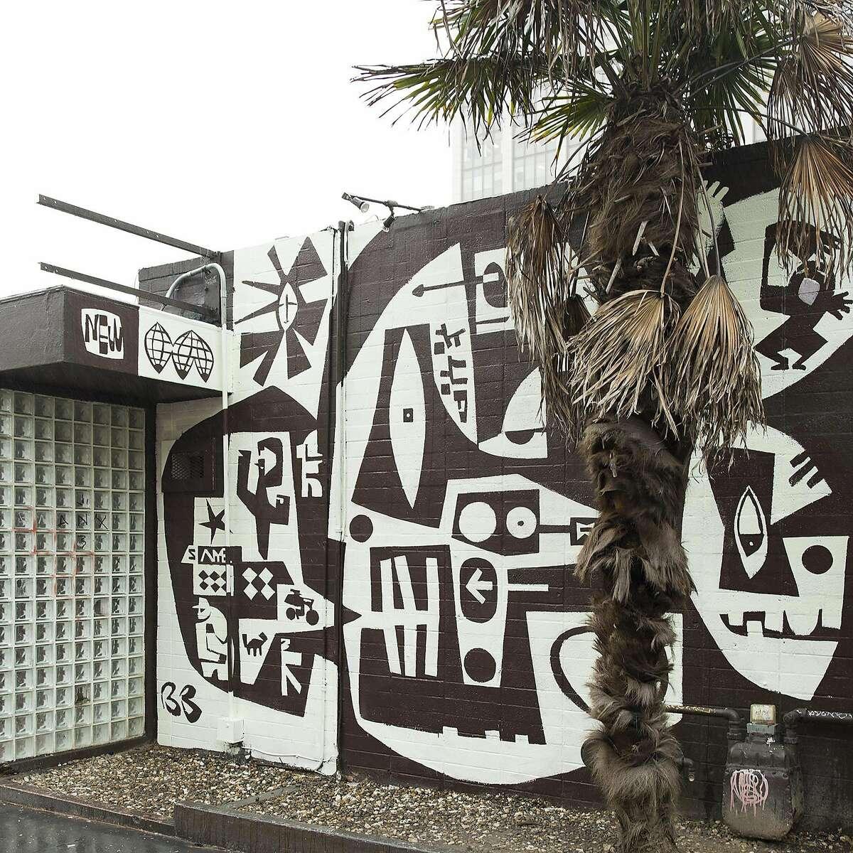 Murals featured in