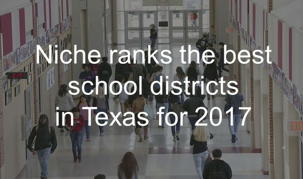 Niche ranks the best school districts in Texas for 2017