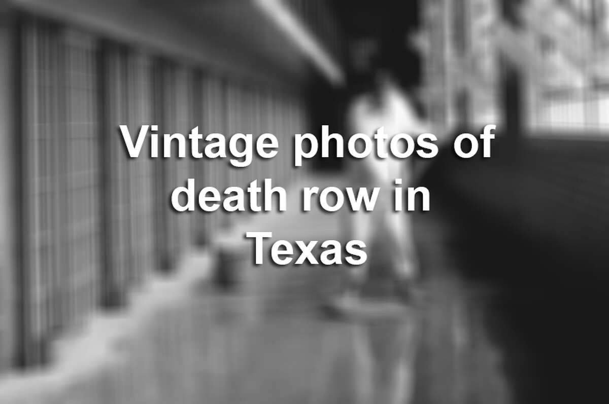 Click ahead to see historic photos from Texas death row inlcuding riots, rodeos and chain gangs